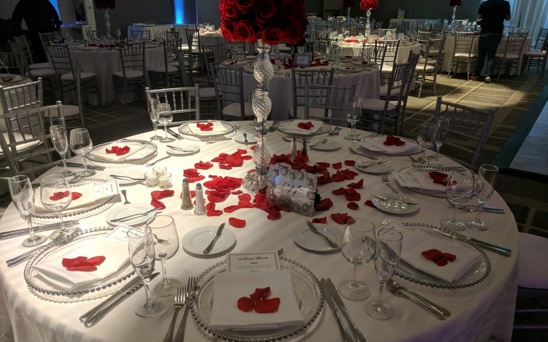Hyatt Regency Schaumburg Wedding