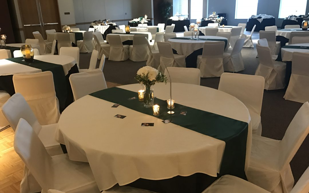 Loras College Wedding Event