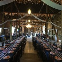 Bennett Barn Wedding Event venue space