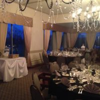 Aurora Country Club Wedding Reception