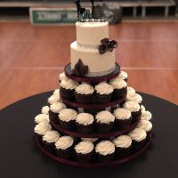 Chicago Cultural Center Wedding cake