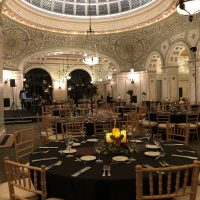 Chicago Cultural Center Wedding venue
