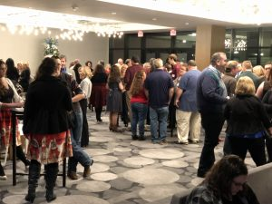 Des Moines Hilton Holiday Party