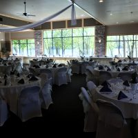 Wisconsin Riverside Resort Wedding venue