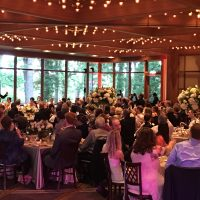 Hyatt Lodge Oakbrook Wedding party