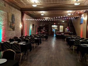 Embers Station Holiday Party