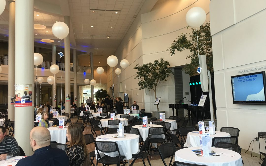 Gallagher Bluedorn Performing Arts Center Fundraiser