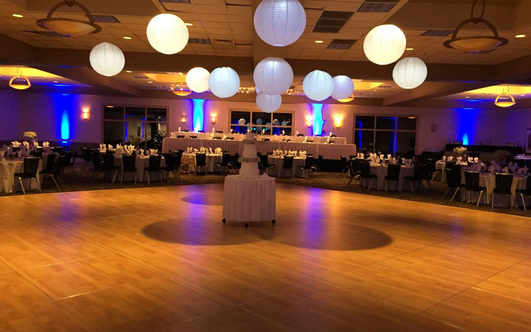 Tinley Park Convention Center Wedding Event