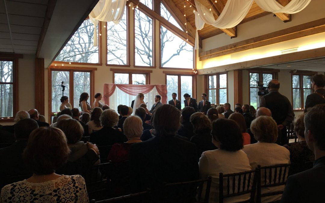 ThunderHawk Golf Club Wedding