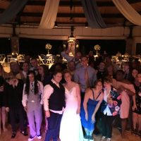 Beautiful Brookfield Zoo Wedding party