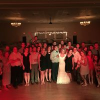 Mount Zion Convention Center Wedding