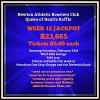 Newton Athletic Boosters Fundraiser Raffle