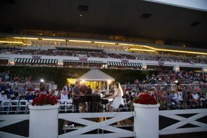 Arlington International Racecourse July Fourth Event
