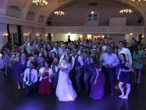 Evanston Club Wedding Event