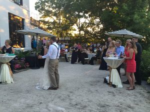 Maxwell Mansion Wedding Event