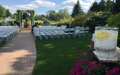 Silver Lake Country Club Wedding