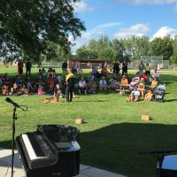 Guthridge Park Community Event