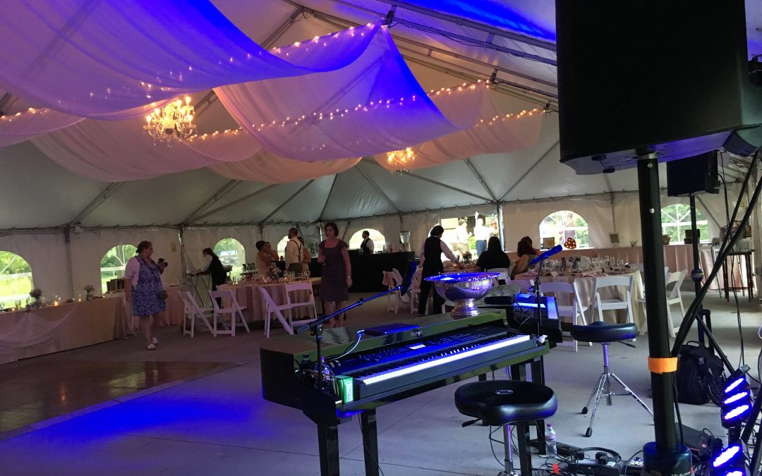 Tuscumbia Country Club Wedding Event