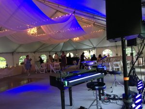 Tuscumbria Country Club Wedding Event
