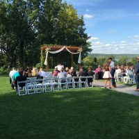 Lake Geneva Ridge Wedding