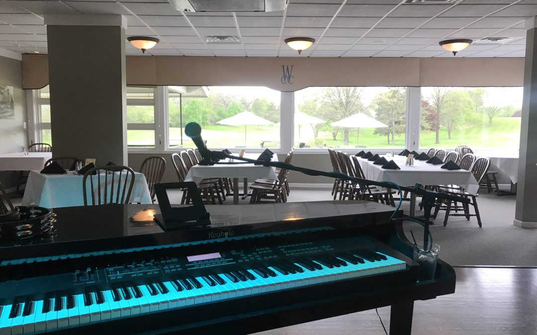 Woodstock Country Club Private Party