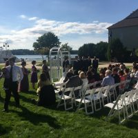Stone Harbor Wedding Event