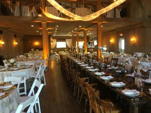 Rustic Manor Wedding Event