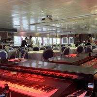 Refinitiv Corporate Yacht Party interior