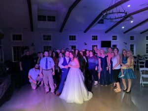 Sycamore Winery Wedding Event