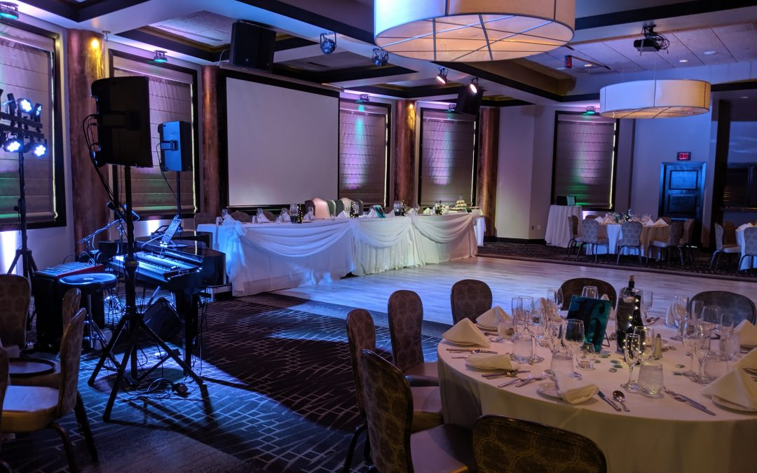 Franchescos Ristorante Wedding Event