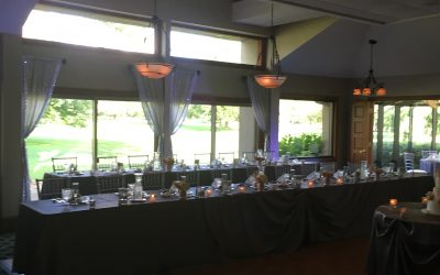 Kankakee Country Club Wedding Event