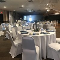 Dixon Elks Lodge Wedding