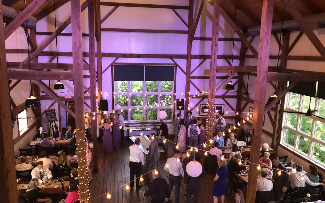 Byron Colby Barn Wedding Event