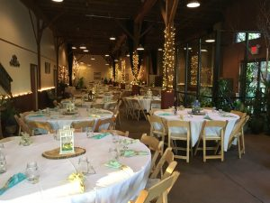 Blumen Gardens Wedding Event