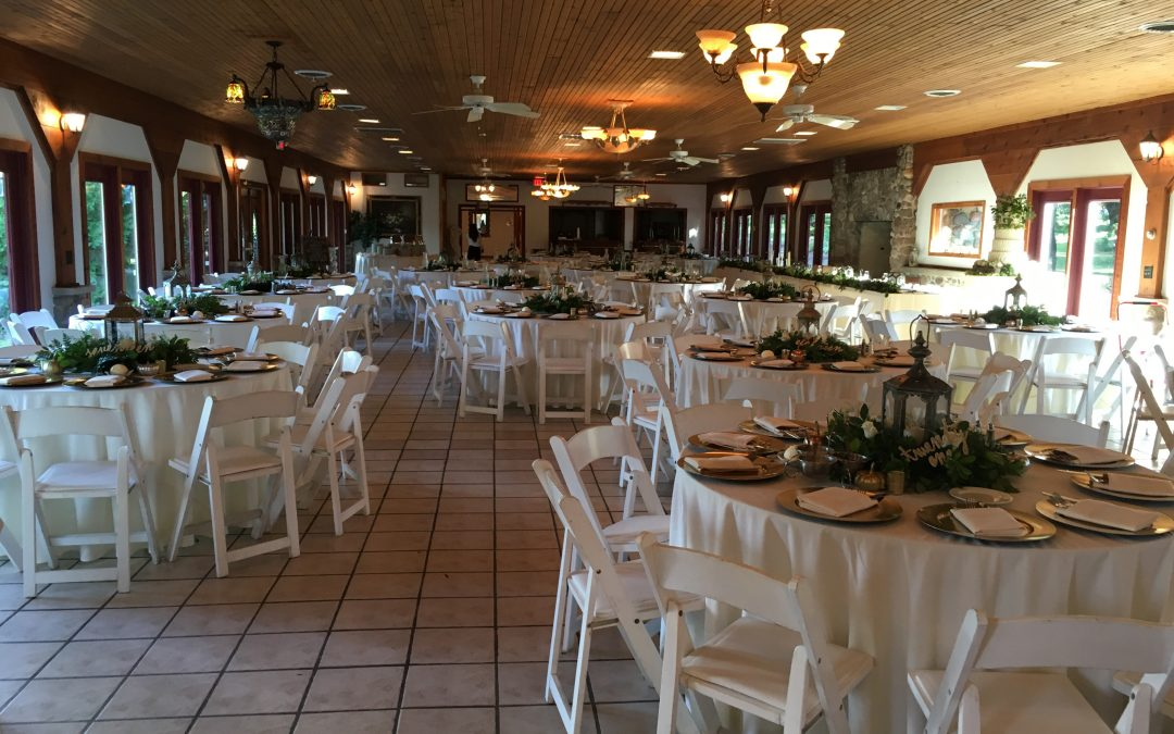 Whittaker Woods Wedding Event