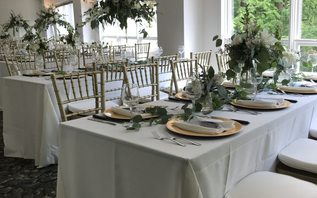 Chapel Hill Wedding Event