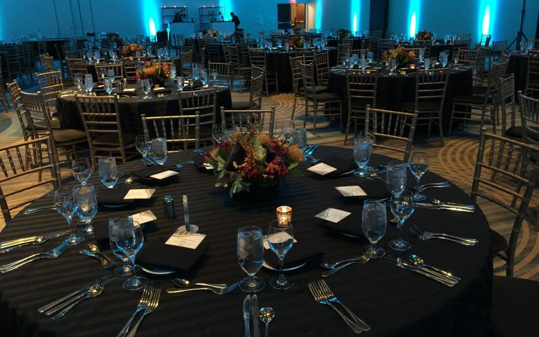 Hyatt Regency Corporate Event