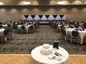 Grand River Center Wedding Event