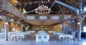 County Line Orchard Wedding Event