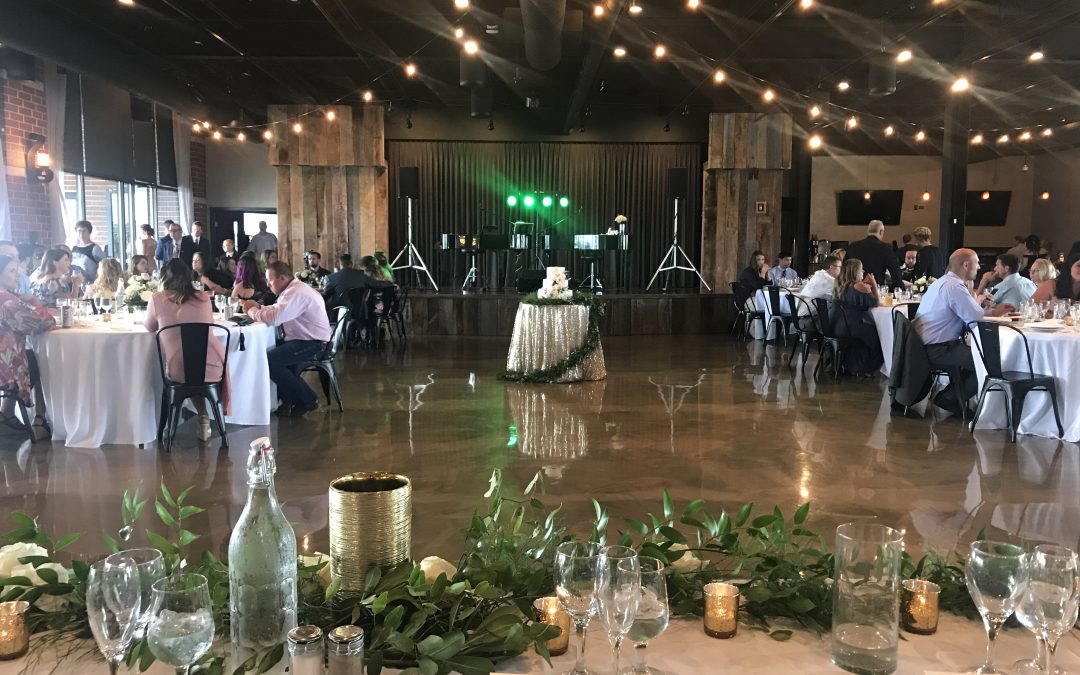 Giffords Kitchen Wedding Event