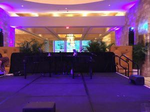 Seminole Hard Rock Hotel Corporate Event
