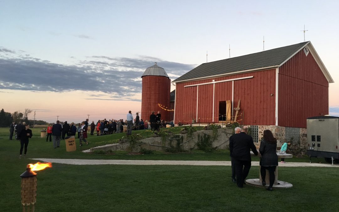 Plymouth Barn Wedding
