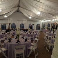 The Gardens of Woodstock Wedding Event