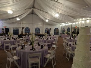 Woodstock Gardens Wedding Event