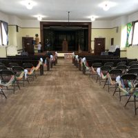 South Greenville Grange Hall Wedding Event