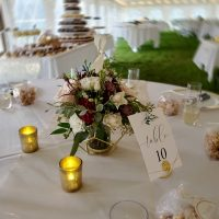 Bridle Barn and Gardens Wedding Celebration