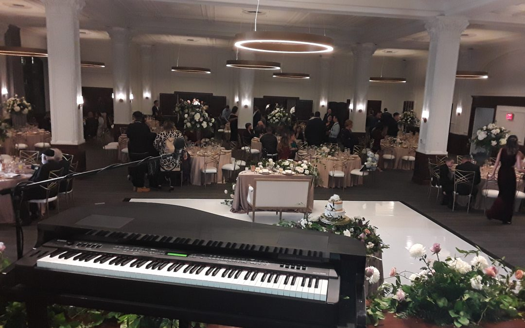 The Tea Room Wedding Gala