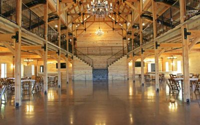 Chapel Creek Ranch Beautiful Barn Wedding