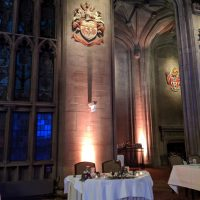 University Club Chicago Wedding Event