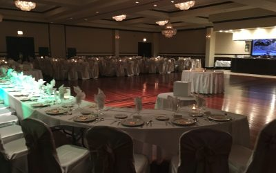 Gaelic Park Chicago Wedding Event